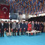 AK Parti'li Miroğlu Hakkari'de Aday Tanıtım Toplantısına Katıldı