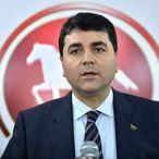Demokrat Parti Genel Başkanı Gültekin Uysal, Mersin'de