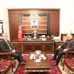 Sakarya Valisi Nayir'e Ziyaretler