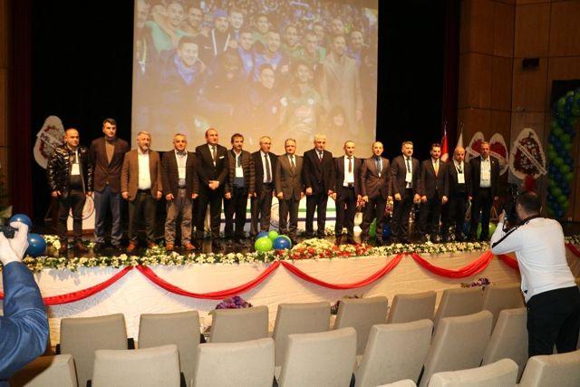 Çaykur Rizespor'da Başkanlığa Hasan Kartal Seçildi
