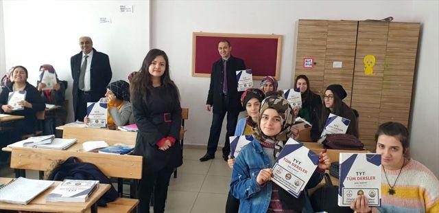 Güroymak'ta Öğrenciler İçin Hazırlık Kursları Açıldı
