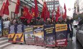 Kadıköy'de Maduro'ya Destek Yürüyüşü