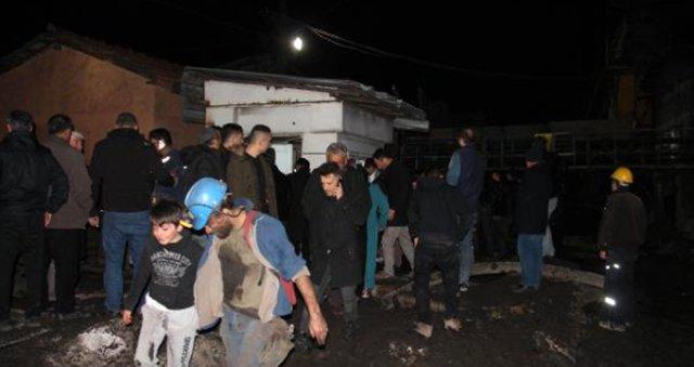 Amasya Haberleri: Amasyada maden ocağında göçük: 4 işçi kurtarıldı 51