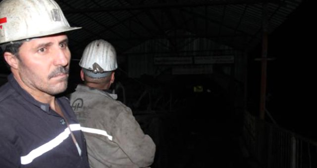 Amasya Haberleri: Amasyada maden ocağında göçük: 4 işçi kurtarıldı 99