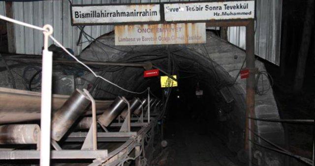Amasya Haberleri: Amasyada maden ocağında göçük: 4 işçi kurtarıldı 38