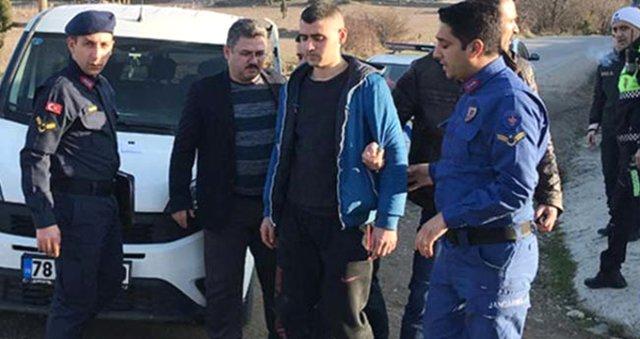 Karabük Haberleri: Cezaevi firarisi, polisi karşısında görünce mezar başında dua etti 56