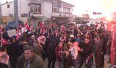 İzmir CHP'nin İzmir Büyükşehir Adayı Tunç Soyer'i Ekmek ile Karşıladılar