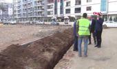 Manisa Alaşehir'e Doğalgaz Boruları Döşeniyor
