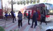 Hatayspor, Galatasaray Maçı İçin Yola Çıktı