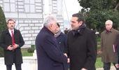 Yıldırım, Yunanistan Başbakanı Çipras'ı Kabul Etti (3)