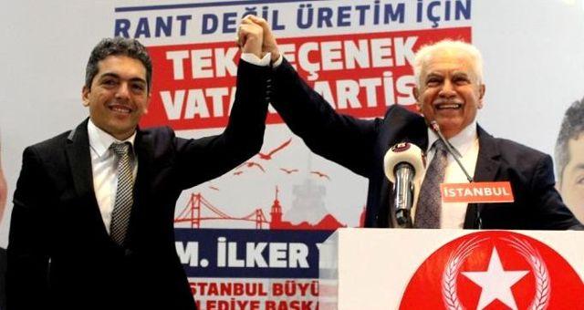 Vatan Partisi İstanbul Büyükşehir Belediye Başkan Adayı Mustafa İlker Yücel Kimdir?