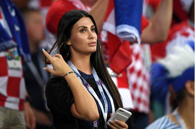 Domagoj Vida Wife Sharing Social Media Vida Reacted In