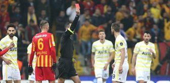 Vodafone: Fenerbahçe'de Roberto Soldado, PFDK'ya Sevk Edildi