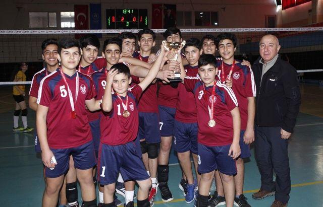 Gazi Ortaokulu, Namağlup Şampiyon