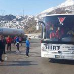 Siirtli Öğrenciler Trabzonspor Alanyaspor Maçını İzleyecek