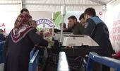 Zeytinburnu'nda 15 Günde 40 Ton Patates Satıldı