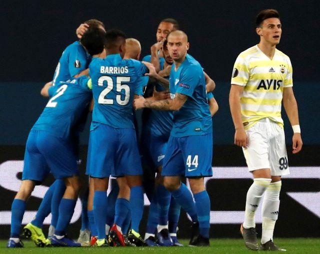Fenerbahçe: 1 (İlk Yarı