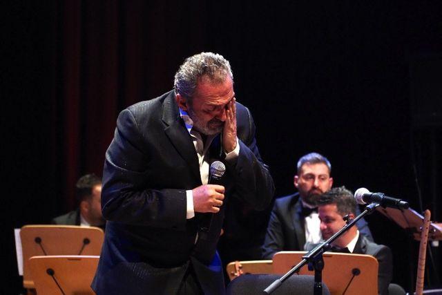 Yavuz Bingöl, Ali Kızıltuğ'un Anıldığı Konserde Gözyaşlarına Hakim Olamadı