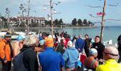 Muğla Datça'da Türk ve Yunan Yüzücülerden Dostluk Antrenmanı