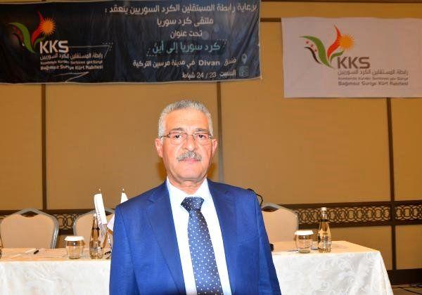 Suriye Bağımsız Kürt Rabıtası Başkanı: Pkk/ypg Hiçbir Kürt'ü Temsil Etmiyor