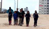 Gaziantep Üçüzler Toprak Yolda Antrenmandan, Salondaki Başarıya Ulaştı