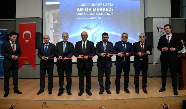 Tusaş'ın Üçüncü Ar-Ge Merkezi, Buü'de Açıldı