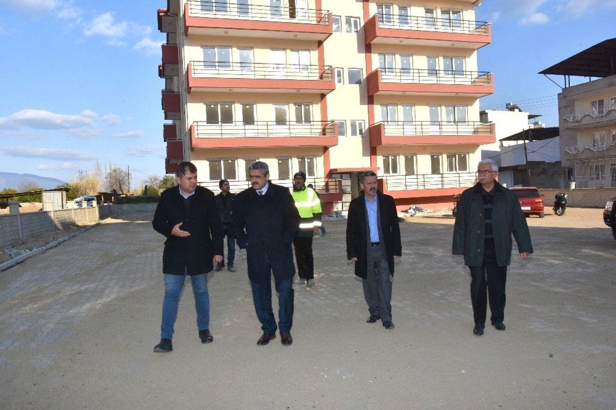 Nazkent 6. Etap Toplu Konutları Tamamlandı