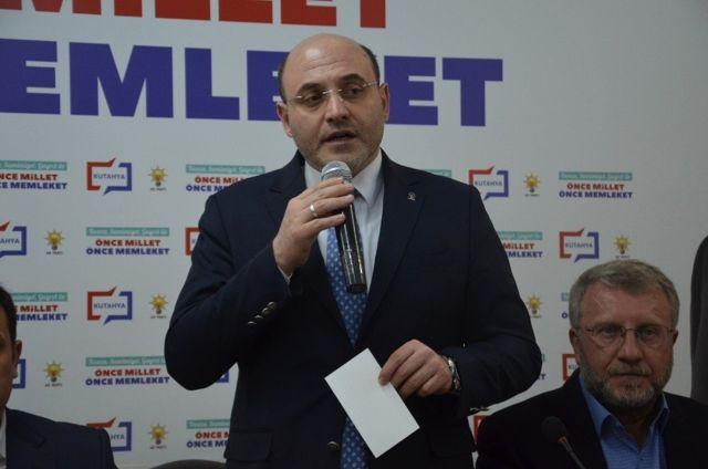 Başkan Ali Çetinbaş: