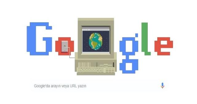 Google'dan World Wide Web'in 30. Yılı İçin Özel Doodle! World Wide Web Nedir?