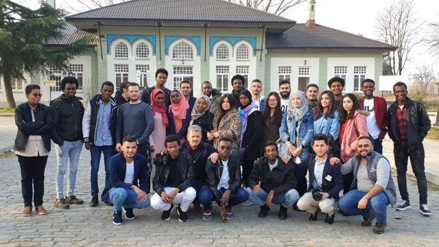 Tömer Öğrencileri Edirne'yi Gezdi