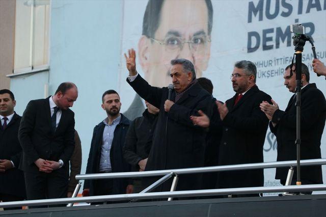 AK Parti Siyasetinin Merkezinde Millet Var'