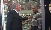 Fatih Belediye Başkan Adayı Ergün Turan, Tarihi Mısır Çarşısı Esnafını Ziyaret Etti