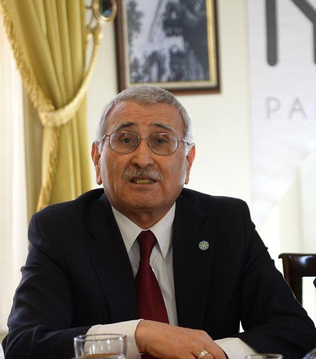 İyi Parti Genel Başkan Yardımcısı Durmuş Yılmaz Açıklaması