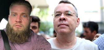 Yeni Zelanda Katliamcısı ile Rahip Brunson'ın Bağlantısının Olduğu İddia Edildi