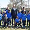 Gençlik ve Spor Bakan Yardımcısı Sinan Aksu, Bursa'yı Ziyaret Etti