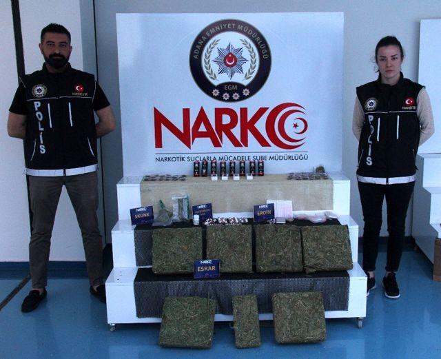 Narkotik Polisi Affetmiyor