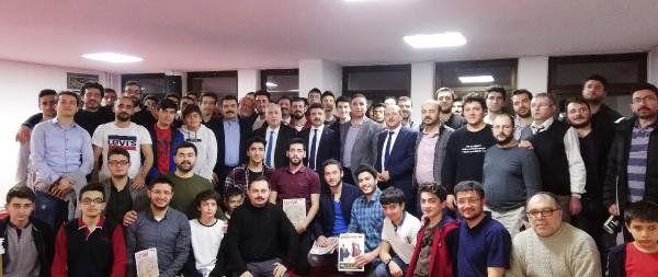 Btp Adayı Mustafa Pak'a Gençlerden Büyük Destek