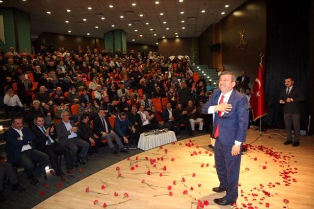 Başkan Karabacak 15 Yıllık İcraatını Anlattı