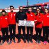 Erdek'li Atletlerden Büyük Başarı