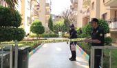 Otopside Siyanür Çıkınca Bina Karantinaya Alındı