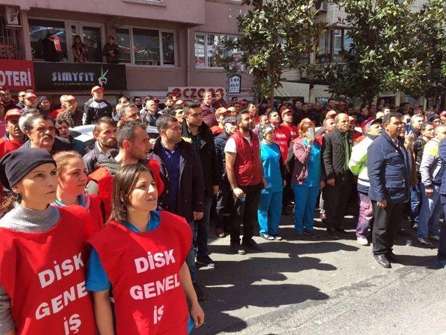 Beşiktaş Belediyesi ile Disk/ Genel İş Sendikası Arasında Toplu İş Sözleşmesi İmzalandı