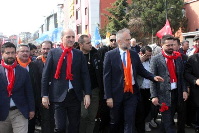 Kurtulmuş'tan Muhalefete Bremen Mızıkacıları Benzetmesi