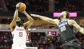 50 Sayı Atan James Harden, Houston Rockets'ı Galibiyete Taşıdı!