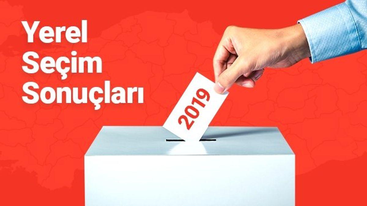 Mahmut Özdemir Seçim Sonuçları