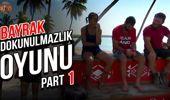 Bayrak Yarışı Dokunulmazlık Oyunu 1. Part | 37. Bölüm | Survivor Türkiye - Yunanistan