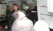 İstanbul- Başakşehir'de Oto Sanayide İlginç Olay