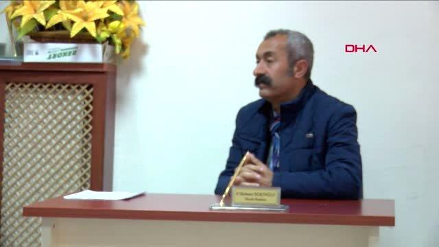 Tunceli Tkp'li Maçoğlu, Ovacık'ta Görevini CHP'li Sarıgül'e Devretti 1