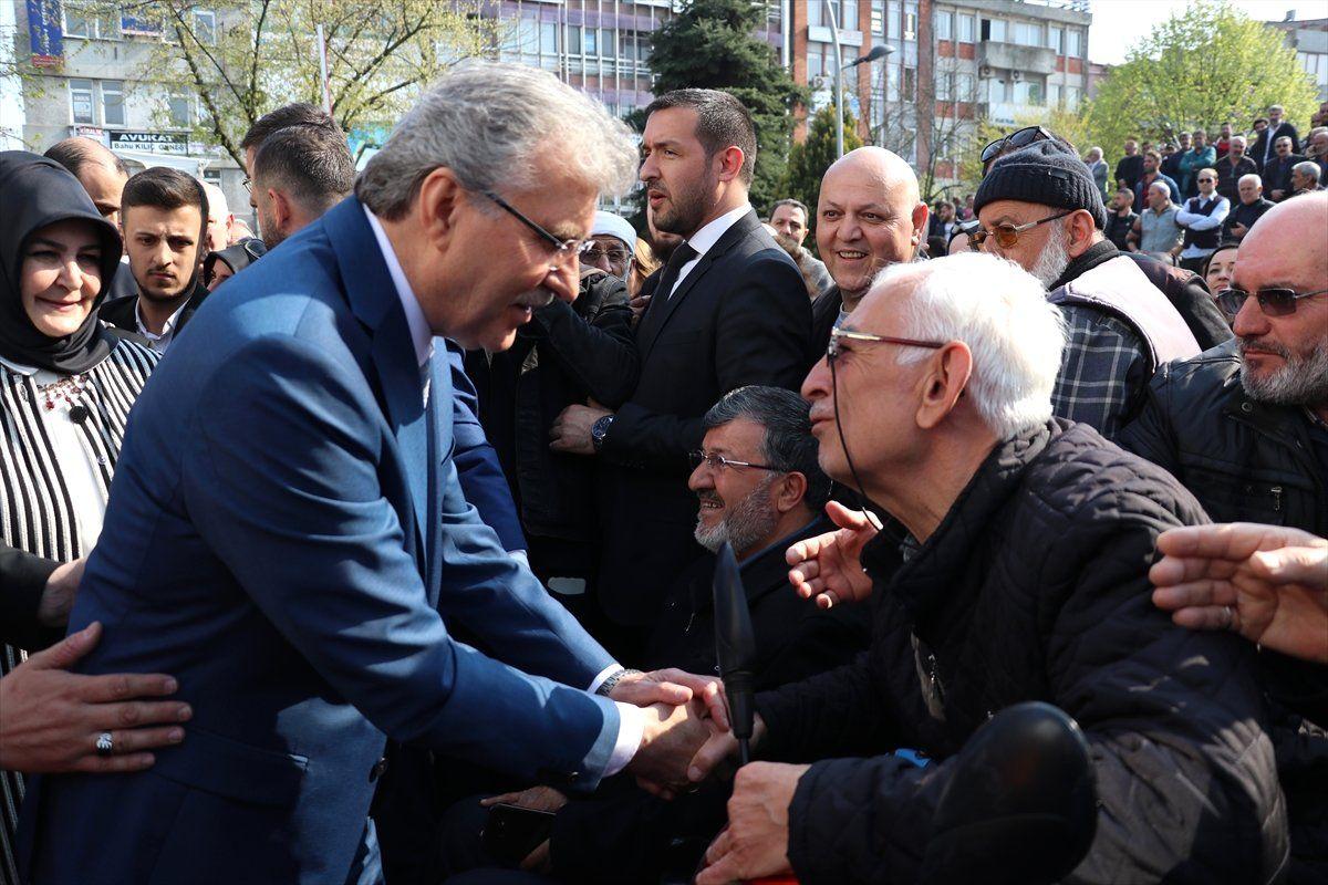 Sakarya Büyükşehir Belediye Başkanı Yüce Görevi Devraldı
