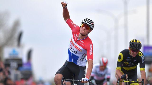 Yol bisikletinin yükselen değeri: Mathieu van der Poel