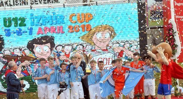 İzmir Cup'ta Şampiyon Manchester City